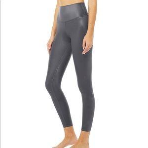 ALO Yoga Shine High-waisted leggings M